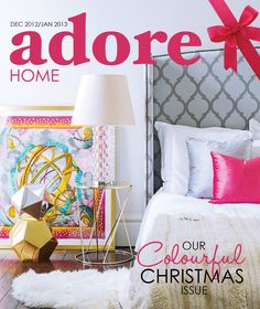 Adore Home magazine january/2013