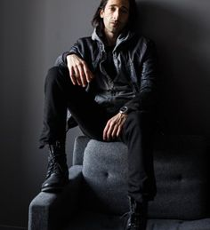 Adrien Brody Connects with The New York Times, Talks Favorite Pair of Boots