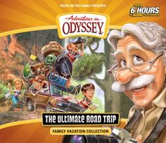 Celebrate the 30th Anniversary of Adventures in Odyssey with The Ultimate Road Trip!