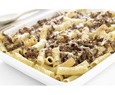 Lasagne, pastagratäng