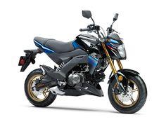 2018 Kawasaki Z125 PRO SE  $3,399