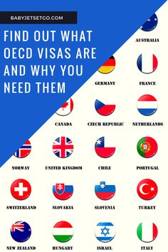 If you're a Philippine passport holder, having an OECD visa can work well for your travel plans. But what exactly are OECD visas? Find out here and know why you need them. Philippines Travel, Slovenia, Jet Set, Trip Planning, Passport, Norway, Traveling By Yourself, How To Plan, Baby