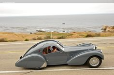 1937 Bugatti Type 57S Atlantic