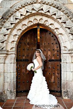 Spanish Monastery Gate