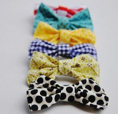 Simple yet Splendid Hair Bow. With this tutorial you can make a whole slew of bows for you or your little lady