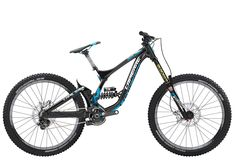 5798531fc New Lapierre Gravity republic team bike.