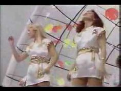 ABBA.  Knowing Me Knowing You.  If you want to know about the 1970's, it is all contained somewhere inside this video.