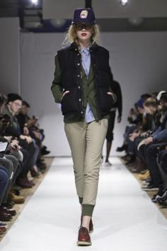 Mark McNairy- New Amsterdam Fall Winter Ready To Wear 2013 New York