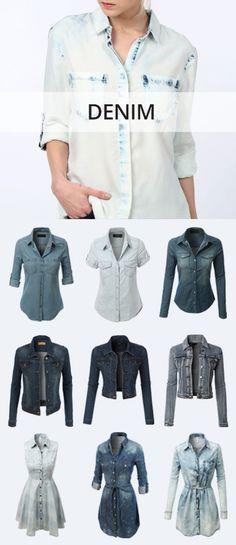 LE3NO Denim Collection