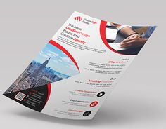"""Check out new work on my @Behance portfolio: """"Corporate Business Flyer"""" http://be.net/gallery/34469413/Corporate-Business-Flyer"""