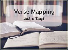 Verse Mapping: with a Twist