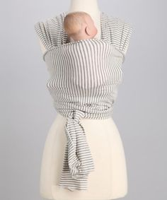 Striped Baby Wrap by Solly Baby