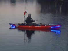 Kayak Fishing Lights  SuperNova Fishing Lights.  www.supernovafishinglights.com