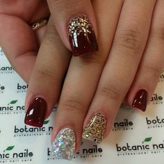 @botanic Nails- #webstagram