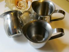 Vintage Collection of Restaurant Stainless by Sisters2Vintage