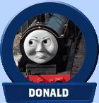 Donald Thomas Birthday, Thomas The Train, Thomas And Friends, Trains, Kai, Engineering, Movie Posters, Film Poster, Technology