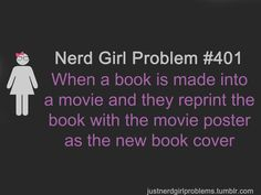 HATE this! Especially when it's one book in a series and it messes up the whole set.