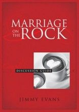 Evans Jimmy - Marriage On The Rock Couples Discussion Guide -  [Item: 38585 - ISBN: 1931585040] - Called2Blessing Christian Stores