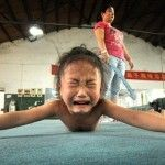 Chinese Gymnasts Tortured Into Shape For The 2012 London Olympics