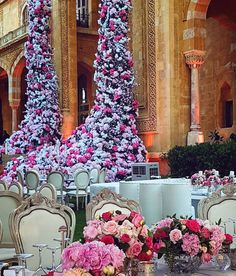 """""""#HappeningNow  Here's a little glimpse inside #shawamajali's AMAZING wedding by @white_dina !  See…"""""""