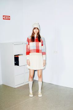 Maison Kitsuné Fall 2015 Ready-to-Wear Collection Photos - Vogue