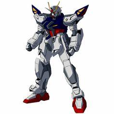 GAT-X105E Strike Gundam E Lukas O'Donnell colors