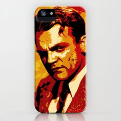 James Cagney iPhone & iPod Case by Pedro Nogueira - $35.00