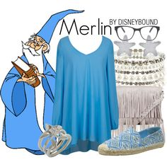 Look magical in this Merlin from Sword in the Stone outfit  | fashion | outfits | disneyland outfits | disney world outfits | disney fashion outfits | disneybound | disneybound outfits | disney outfits | disney outfit ideas |