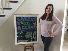 Chalkboard Pregnancy, Home Decor, Decoration Home, Room Decor, Home Interior Design, Home Decoration, Interior Design