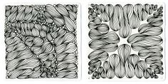 New Zentangle pattern: Onion Drops — Shastablasta wraps presents well Tangle Doodle, Doodles Zentangles, Doodle Art, Doodle Patterns, Zentangle Patterns, Paisley Doodle, Doodle Inspiration, Draw Something, Detailed Drawings