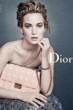 Дженнифер Лоуренс снова в кампании Dior. Изображение №3.