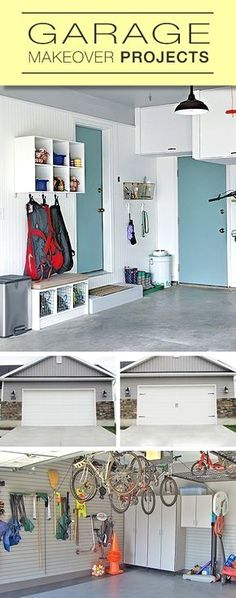 Top garage organization click pic for various garage storage ideas garage garageorganization garage organization ideas pinterest garage