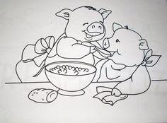 Art'sanália: Agora é a vez do bacon ambulante,kkkkk