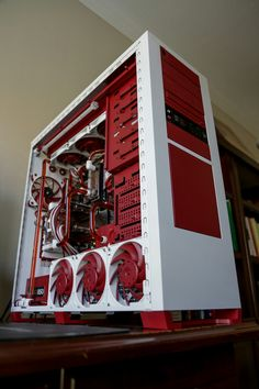 Very nice, tower. Makes me think or Red Devil Cake. :))) Game On!  #rigs