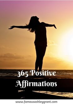 365 Positive Affirmations to Keep You Going All Year Long - Famous Ashley Grant Goals Quotes Motivational, Up Quotes, Motivation Quotes, Inspirational Quotes, Self Care Routine, Big Love, Special People, Stress Management, Positive Attitude