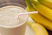 Vitamina de banana e linhaça extermina a fome e faz a barriga murchar