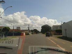 Ruas em Macapá