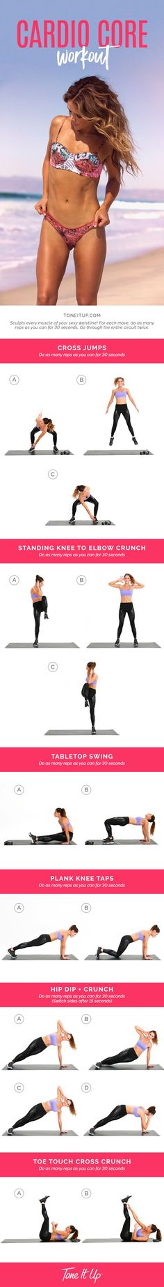 Our Top Moves to Sculpt Your Gorgeous Abs & Rev Your Metabolism – ToneItUp.com