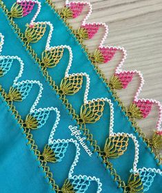 Hairstyle Trends, Piercings, Needle Lace, Moda Emo, Red And Blue, Floral, Cross Stitch, Embroidery, Sewing