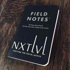 Field Notes NXT LVL PDX Nxtlvlpdx Special Edition Notebook Limited #82 of 500 #FieldNotes