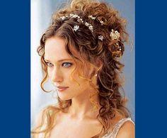 5. half up wedding hairstyles