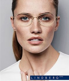 LINDBERG Louise c.PGT Eyeglasses glasses, LINDBERG eyeglasses, Eyewear, Eyeglass Frames, Designer Glasses, Boston Magazine Best of Boston Ey...