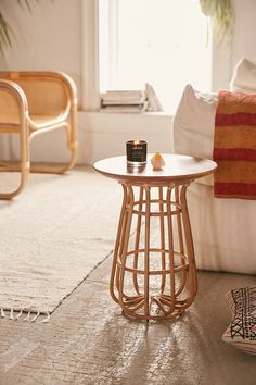 Marte Basket Table | Urban Outfitters