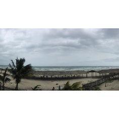 #VienenLasVacacionesY así el norte en el estado de Veracruz foto by @pumita05 desde tecolutla  #travel #mexico #veracruz2016  #Veracruz #picoftheday  #tecolutla #weather #photooftheday #clouds #Beach #playa #bestoftheday