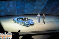 Ford Focuses on Performance Vehicles for 2015 and Beyond - F150 Raptor, 2015 Ford Shelby GT 350, and Ford GT introduced at the Detroit Auto Show
