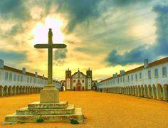 O Santuário de Nossa Senhora do Cabo Espichel, também conhecido por Santuário de…