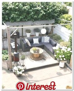 Garden Deco – 28 garden design ideas to create your dream space – Isabelle Style – # # The post Garden Deco – 28 garden design ideas to match your trad … appeared first on Pinova - Gardening Backyard Garden Design, Patio Design, Backyard Patio, Backyard Landscaping, Diy Patio, Pergola Patio, Back Garden Design, Landscaping Design, Garden Deco