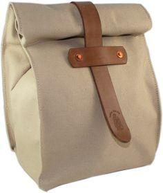 Leather Man Ltd. Lunch Bag