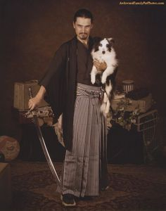 Now I, the Amazing Smirkoff, will impale this dog with my magic sword!