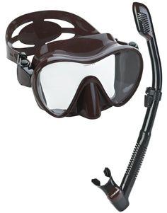 Cressi snorkel set Review #snorkel #snorkelgear #snorkeling #dive